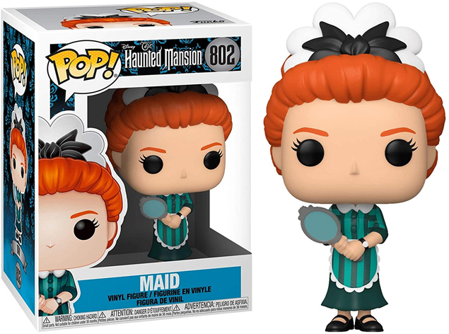 Haunted Mansion POP! She is so stinking cute.