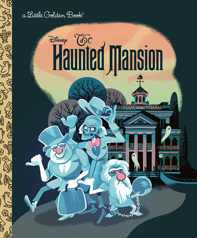 The Cutest Haunted Mansion book! Would make a fun Halloween gift. :)